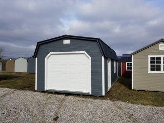 14 X 24 Garage
