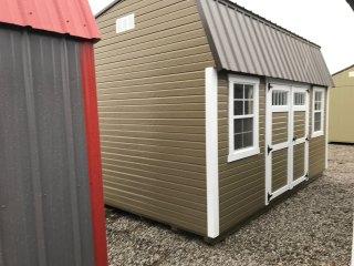 10 X 16 High Barn