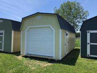 12 X 24 Garage