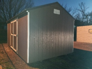 10 X 16 Compass Series Garden Shed