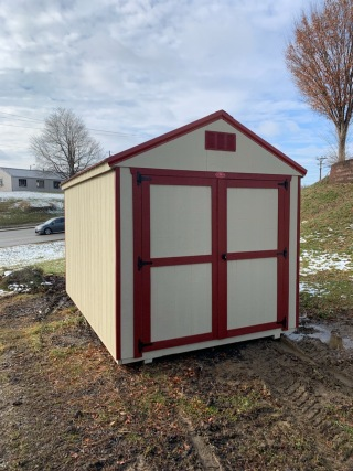 8 X 12 Compass Series Garden Shed