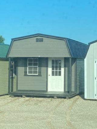 12 X 24 Lofted Cabin