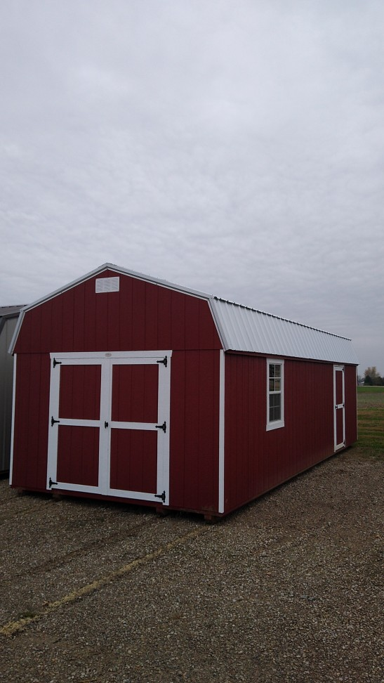 12 X 28 Compass Series High Barn